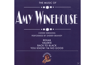 Amy Winehouse - The Music Of - (CD)