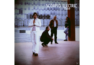 Scorpio Electric - Slave - (CD)