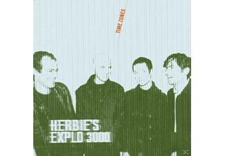 Herbie's Explo 3000 - Time Zones - (CD)