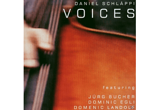 Daniel Schläppi - Voices [CD]