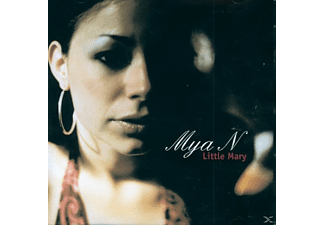 Mya N. - Little Mary - (CD)