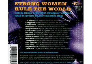 Various - Strong Women Rule The World - (CD)