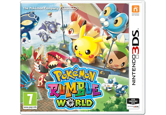 Pokémon: Rumble World 3DS