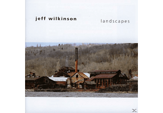 Jeff Wilkinson - Landscapes [CD]