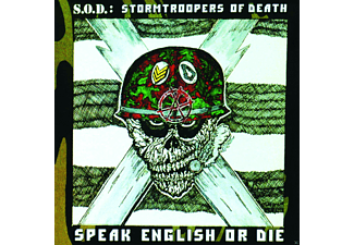 S.O.D. - Speak English Or Die (30th Anniversary Edition) - (CD)
