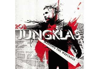 Rob Jungklas - Mapping The Wreckage - (CD)