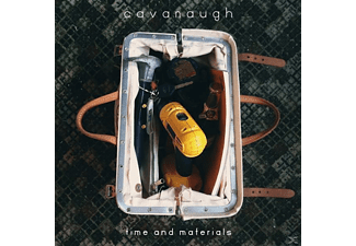 Cavanaugh - Time And Materials - (CD)
