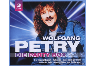 Wolfgang Petry - Die Party Box [CD]