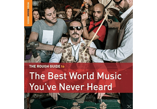 VARIOUS - Rough Guide: The Best World Music - (CD)