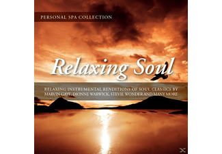Judson Mancebo - The Personal Spa Collection: Relaxing Soul - (CD)