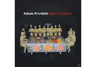 Adam Franklin - Spent Bullets - (CD)