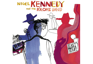 Nigel Kennedy/Kroke - East Meets East - (Vinyl)