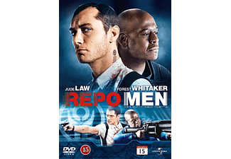 Repo Men Action DVD