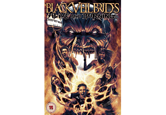 Black Veil Brides - Alive and Burning - (DVD)