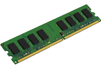 KINGSTON 2GB 667MHz DDR2 D2N5 Ram