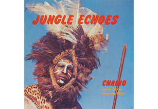 Chaino And His African Percussion Safari - Jungle Echoes - (Vinyl)