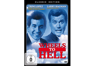 Wheels To Hell - (DVD)