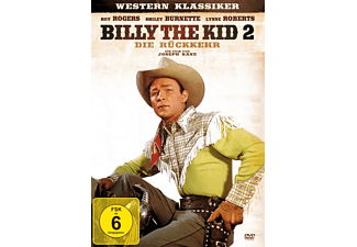 Billy The Kid 2 - Die Rückkehr - (DVD)