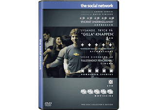 The Social Network Drama DVD
