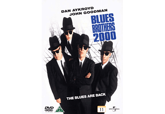 Blues Brothers 2000 Komedi DVD