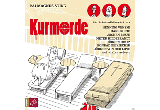 Kurmorde - 2 CD - Krimi/Thriller