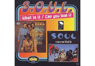 Soul - What Is It? / Can You Feel It? - (CD)