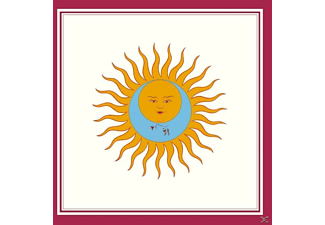 King Crimson - Lark's Tongues In Aspic-Ltd Edition Boxed Set - (CD + DVD Audio)