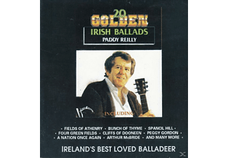Paddy Reilly - 20 Golden Irish Ballads - (CD)