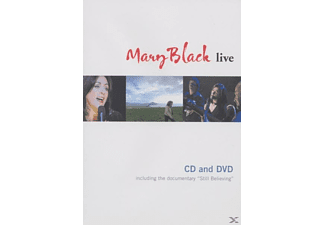 Mary Black - Live DVD & CD Collection - (CD + DVD Video)