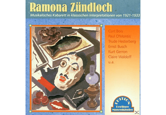 VARIOUS - Ramona Zündloch 1921-1933 - (CD)