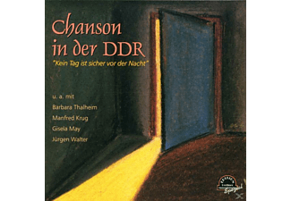 VARIOUS - Chanson In Der DDR - (CD)