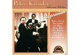 Peter Kreuder - CAPRIOLEN - (CD)