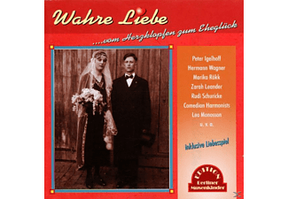 VARIOUS - Wahre Liebe - (CD)