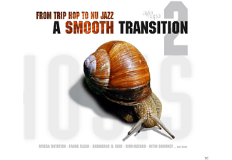 VARIOUS - FROM TRIP HOP TO NU JAZZ - A SMOOTH TRANSITION 3 - (CD)