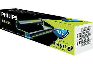 PHILIPS Rouleau encreur Magic 2 Series noir (PFA322)