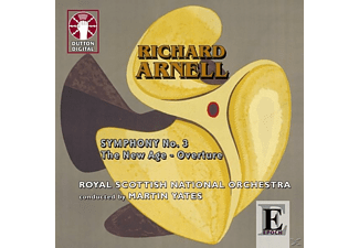 Royal Scottish National Orchestra - Sinfonie 3/New Age - (CD)