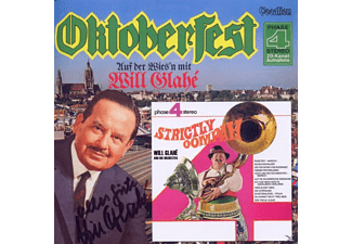 Glahe  Will - Oktoberfest/Strictly Oompah - (CD)