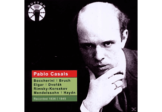 Casals Pablo - Pablo Casals-Cellokonzerte - (CD)