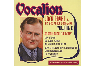 Jack Payne - Roamin' Thru' The Roses - (CD)