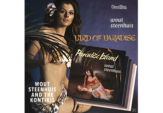 Wout Steenhuis - Paradise Island/Bird Of Paradise - (CD)