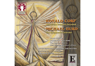 Ronald Stone/williams/bournemouth So/corp - And All The Trumpets Sounded/Shepherd's Calendar - (CD)
