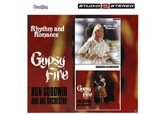 Ron Goodwin - Gypsy Fire/Rhythm & Romance - (CD)