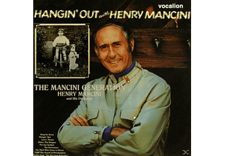 Henry Mancini - The Mancini Generation/Hangin' Out With Henry Mancini - (CD)