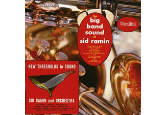 Sid Ramin - New Thresholds/Big Band Sound - (CD)