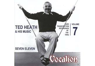 Ted Heath - Seven Eleven - (CD)