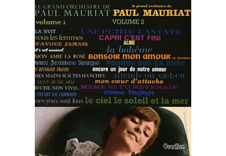 Paul And Orchestra Mauriat, Orchester Paul Mauriat - Orchester Paul Mauriat  1 & 2 - (CD)