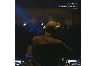 Jeff Mills - Exhibitionist 2: Part 3 - (Vinyl)