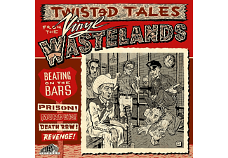 VARIOUS - Beating On The Bars-Twisted Tales...Vol.2 - (CD)