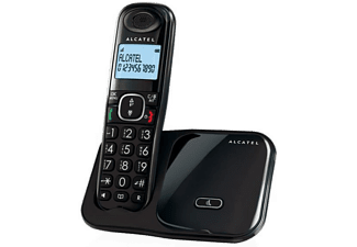 ALCATEL Draadloze telefoon Big Button Single (XL350)