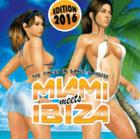 VARIOUS - Miami Meets Inbiza 2016 [CD] jetztbilligerkaufen